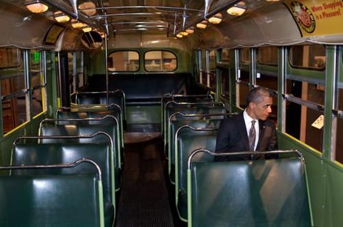 Obama-Rosa Parks