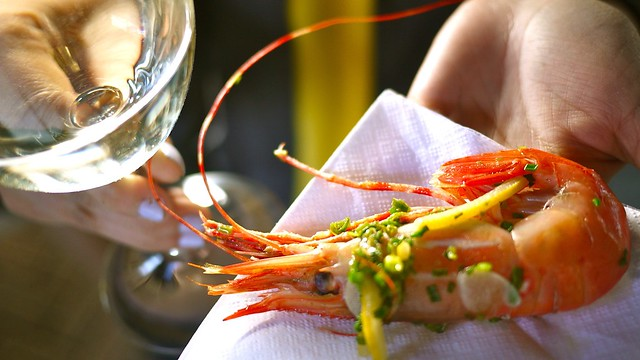 Spot Prawn Season | C Restaurant