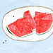 Watermelon by FUMI KOIKE