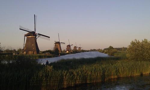 Kinderdijk by elivaos