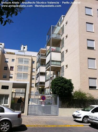Balcones con Estructura Metálica