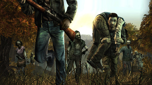 The Walking Dead: Episode Two - Starved for Help