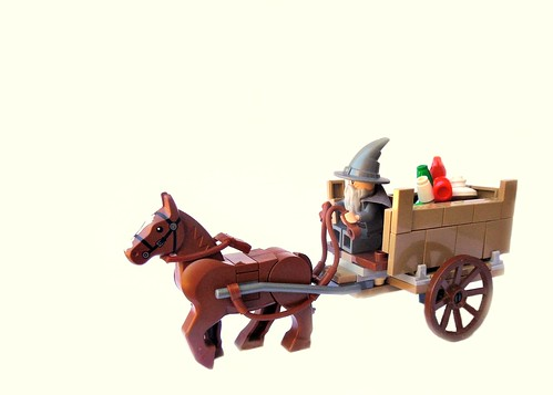 Gandalf's Wagon