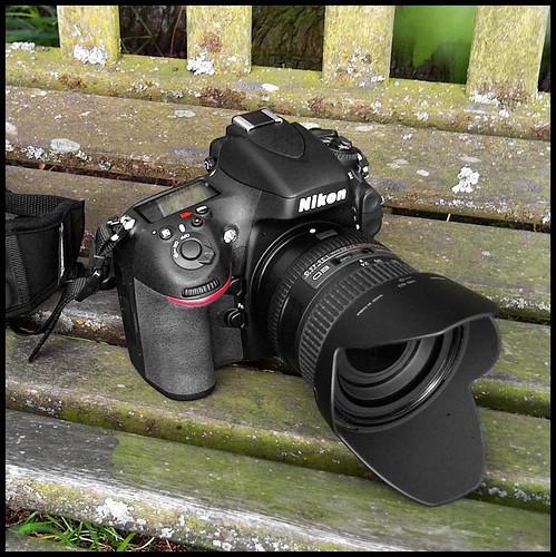 NIKON D800E 24-85mm f/3.5-5.6 VR Lens