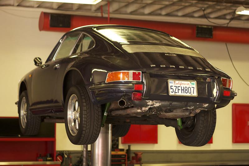 Classic Porsche #1