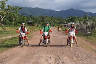 The bikers crew