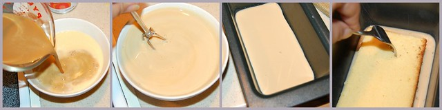 Tres Leches Collage