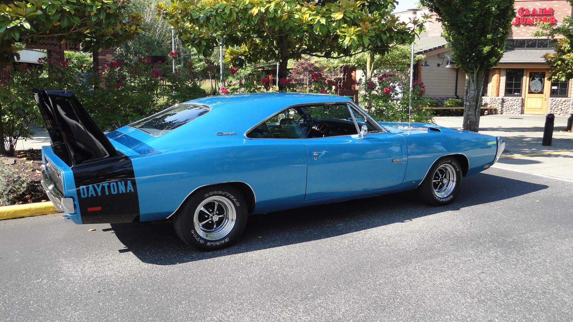 dodge challenger daytona 1969 - car insurance info