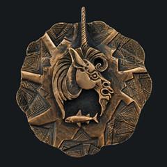 FIDEM medal 2012 obverse