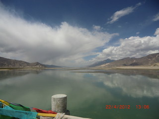 Taken on the road from Lhasa to Zedang, Tibet