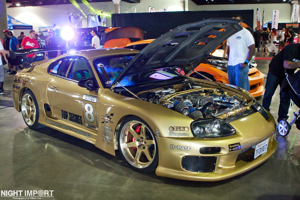 Import Car Photography