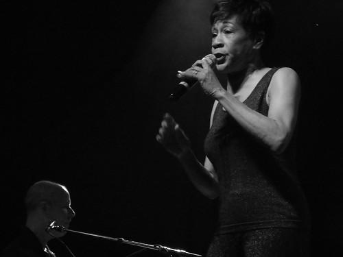 Bettye Lavette at Ottawa Bluesfest 2012