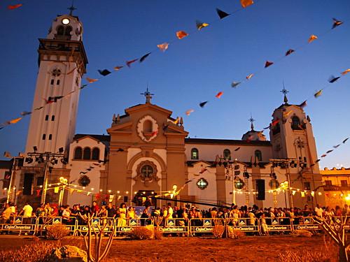 Basilica, Candelaria