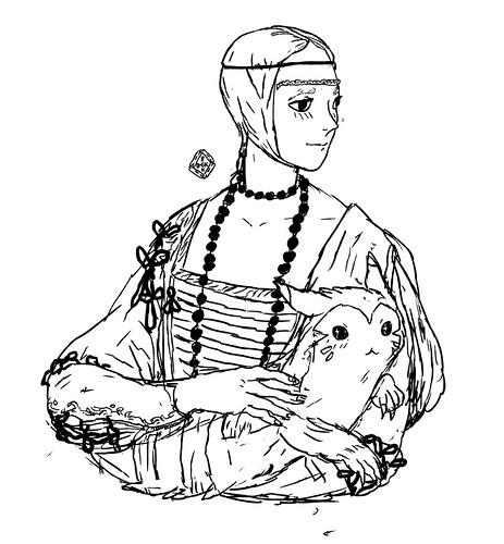 ladywithfurret