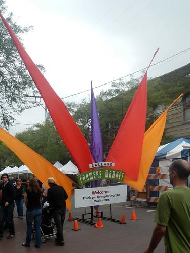 Ballard Seafood Fest & Farmer's Market