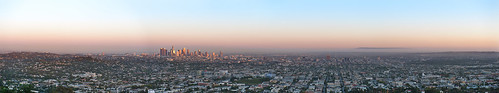 california panorama losangeles observatory shawn griffithobservatory griffith d700 2470n