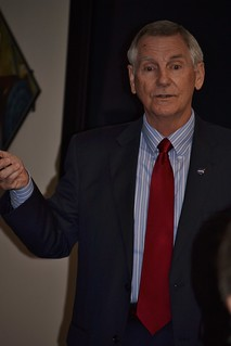 NASA Langley Director of Research Charles Harris