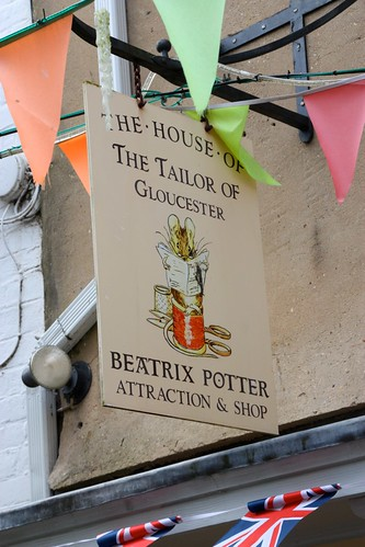 The House of the Tailor of Gloucester