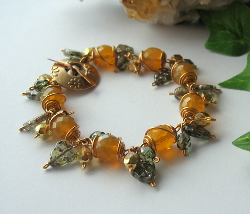 Lemon Grove Bracelet by Louise Goodchild