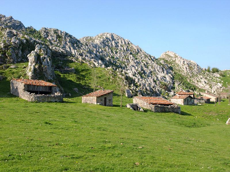 Shepherds' Huts in Picos de Europa, Asturias