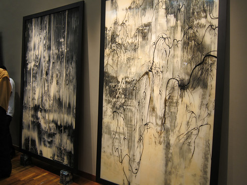 __Kim-So-Young,-Landscape-in-Motion,-Mixed-Media