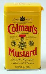 colman mustard