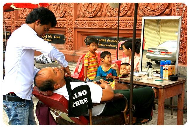 phnom penh barber shop