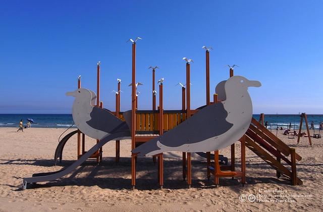 Hola Alicante~ 阿利坎特。地中海的熱度 Castillo de Santa Barbara 聖巴巴拉城   R1043738
