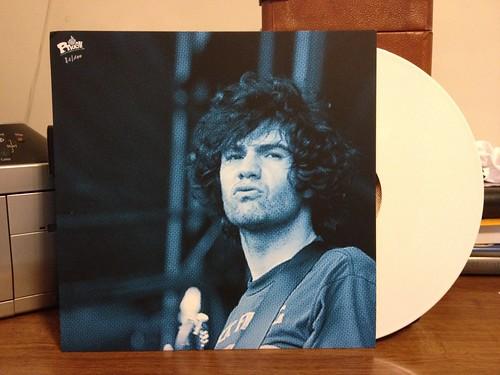Brat Farrar - S/T LP - White Vinyl (/100) by Tim PopKid