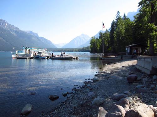 Lake McDonald Lodge Shoreline - 4