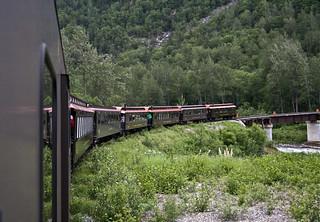 Skagway White Pass Railway