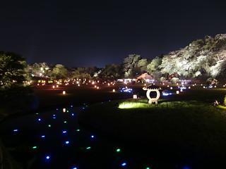 幻想庭園 @ 後楽園. 2