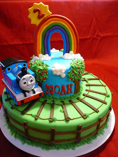 Thomas The Train Cake By Yvonne C Twin Cities Mn Www