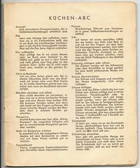 König Bilderrezepte No2: Küchen-ABC