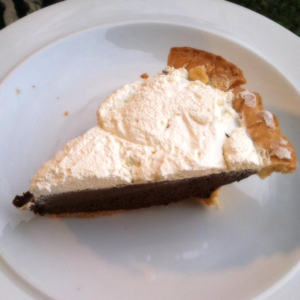 Fudge pie 3