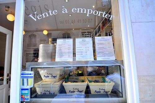 Huitrerie Regis - Paris