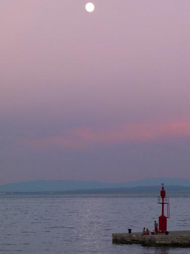 blue summer landscape mediterranean outdoor croatia sunsets catchy opatija adriatic hrvatska icapture kvarner flickraward mygearandmepremium mygearandmebronze flickrtravelaward