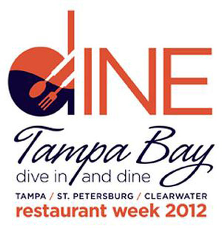 Dine Tampa Bay Restaurant Week 2012