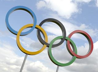 London 2012 - Olympic Rings