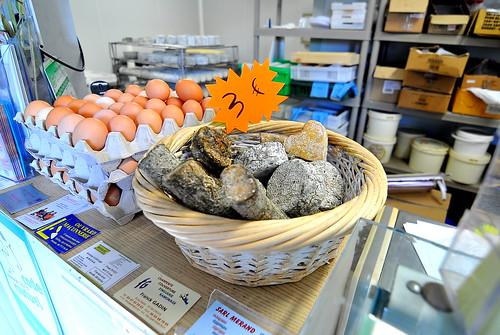Fromages de Chevre Fermier - Loire Valley