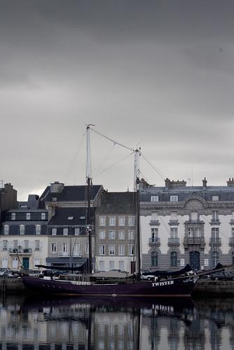 port de Cherbourg by mathie36