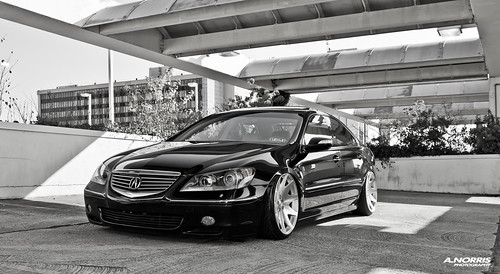 Black RL Suspected Agent - Acura rl wheels