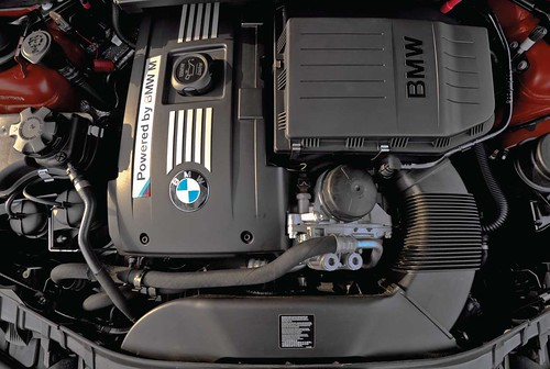 Bmw internal combustion engine