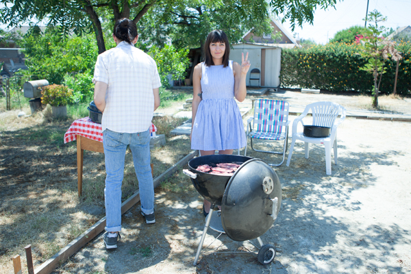 calivintage: bbq baby