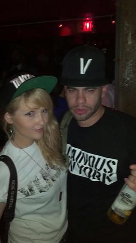@irenacapris & @villainous_nyc by VLNSNYC