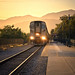 Carpinteria, California ~ Amtrak Train Station by R. E. ~