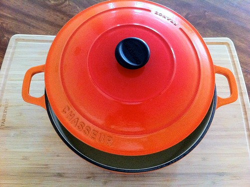 Chasseur Enameled Cast Iron Dutch Oven
