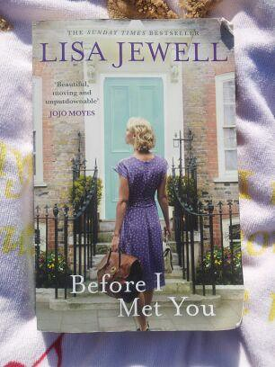 , Tots 100 Summer Reading Challenge:  Before I Met you by Lisa Jewell