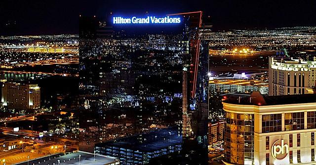 Hilton Hotel , Las Vegas