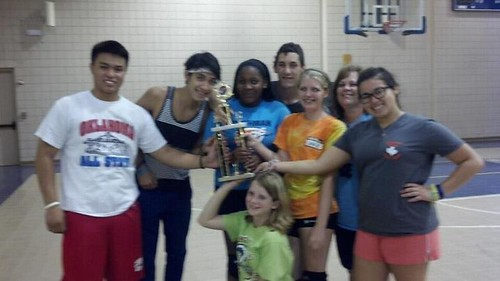 Volleyball Tournament Winners!